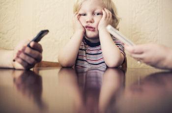 Celulares: vilões para os pais!