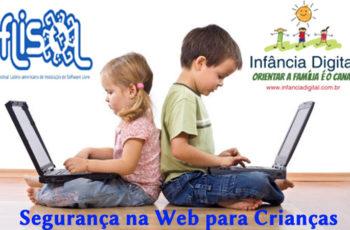 Infância Digital estará na FLISOL DF 2017