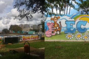 Escolas de Ceilândia recebem o Infância Digital para orientar a comunidade