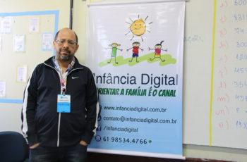 Blog Notícias da Educação da SEDF prestigia participação do Infância Digital na Campus Party BSB 2017