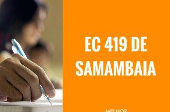 EC 419 de Samabaia recebe o Infância Digital
